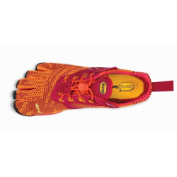 WOMENS KMD EVO RED/ORANGE/BLACK