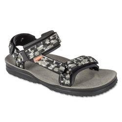 Super Hike Sandalo Glass Grey