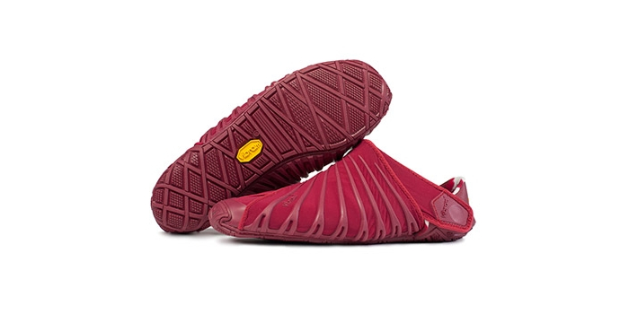 Women's Furoshiki - Beet Red