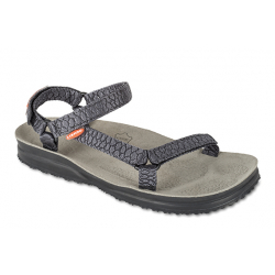 Hike Sandalo Skin Dark Grey